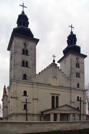 Kościół św. Stanisława B. M. w Czemiernikach