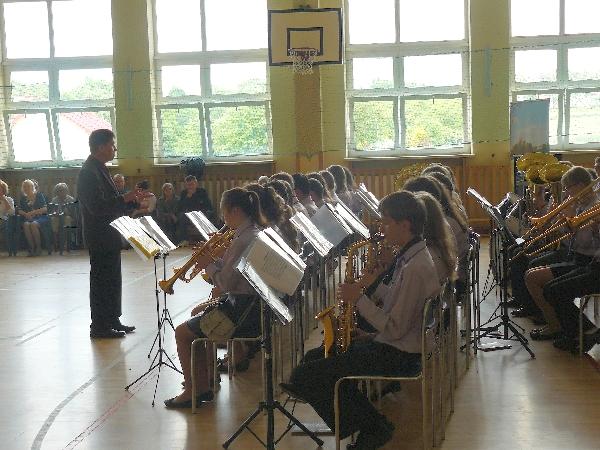 Młodzieżowa Orkiestra Dęta z Wilkołaza