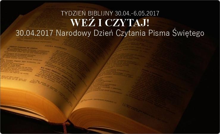 Znalezione obrazy dla zapytania pierwszy narodowy dzień czytania pisma świętego
