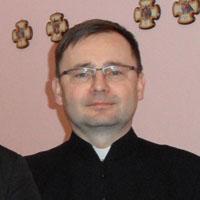 ksiądz Mariusz Rozin